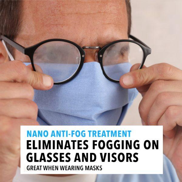 Anti-Fog Wipes