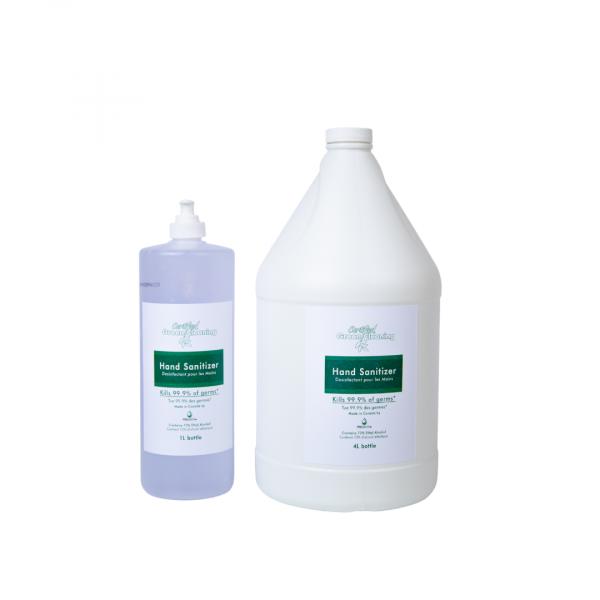 CGC Hand Sanitizers